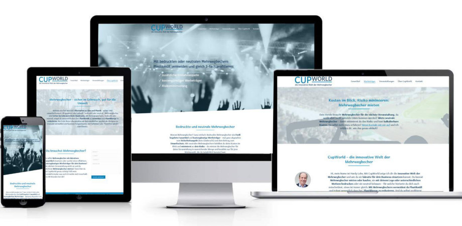 Website made by fullspectrum - cupworld.at