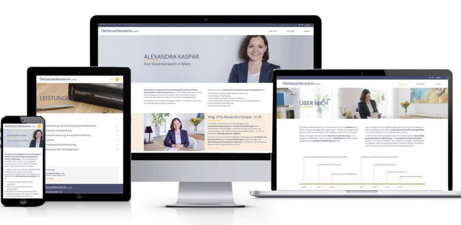 Website made by fullspectrum - diesteuerberaterin.wien