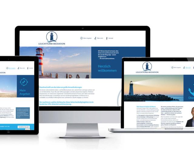 Website made by fullspectrum - leuchtturm-mediation.at