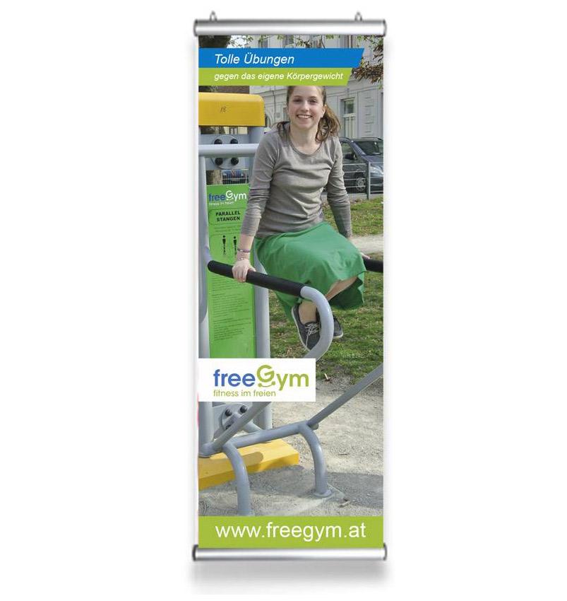 Werkstatt fullspectrum - Deckenhänger für freeGym