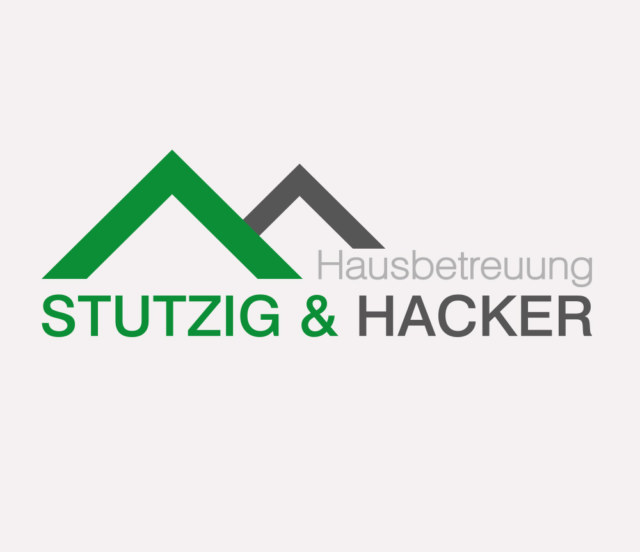 Logo - Hausbetreuung Stutzig & Hacker