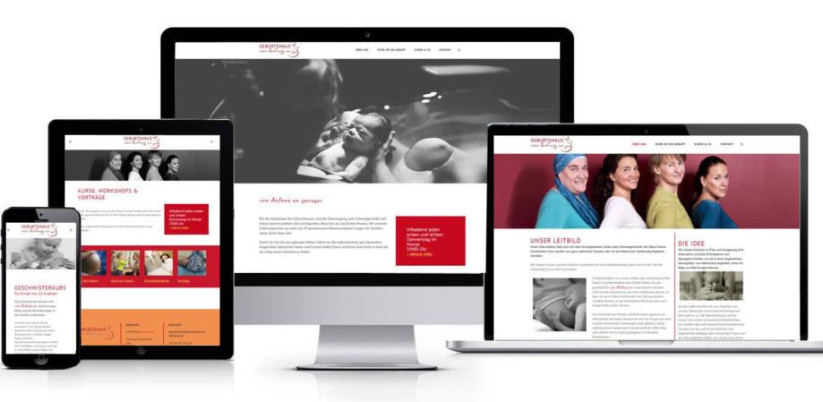 Website made by fullspectrum - geburtshaus-von-anfang-an.at
