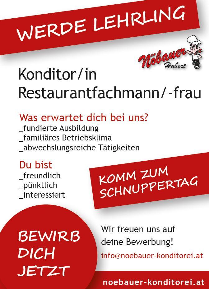 print fullspectrum - Plakat für Konditorei Nöbauer
