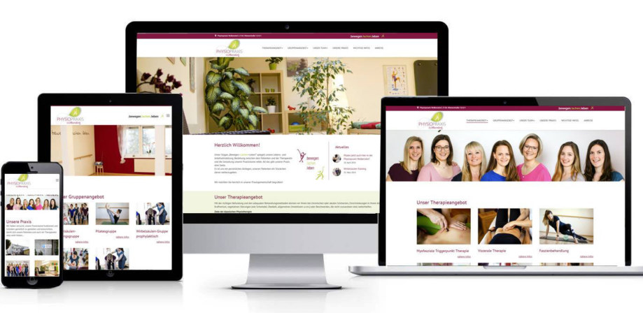 Website made by fullspectrum - physio-wolkersdorf.at