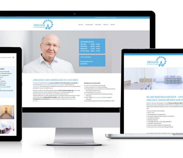Website made by fullspectrum - urologe.wien